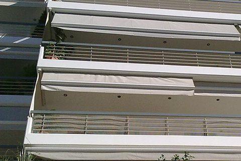 2008: Τετραόροφη πολυκατοικία στην οδό Καλλιπόλεως 57, Βύρωνα