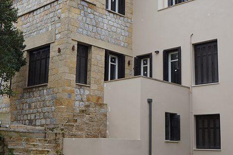2011: Restoration of a stone family home in Chalandri