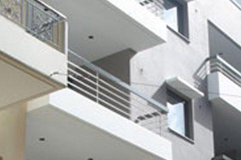 2006: Οκταόροφη πολυκατοικία με πυλωτή & υπόγειο στου Ζωγράφου