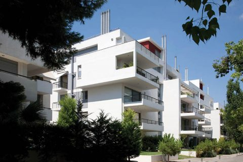 2006: Residential complex in Polydroso, Maroussi